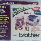"NEW**BROTHER LF-AO5 - 5"" WIDTH PERMANENT ADHESIVE ONLY CARTRIDGE"