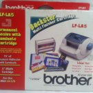 "NEW**BROTHER LF-LA5 5"" PERMANENT ADHESIVE w/ LAMINATE CARTRIDGE**LX-570"