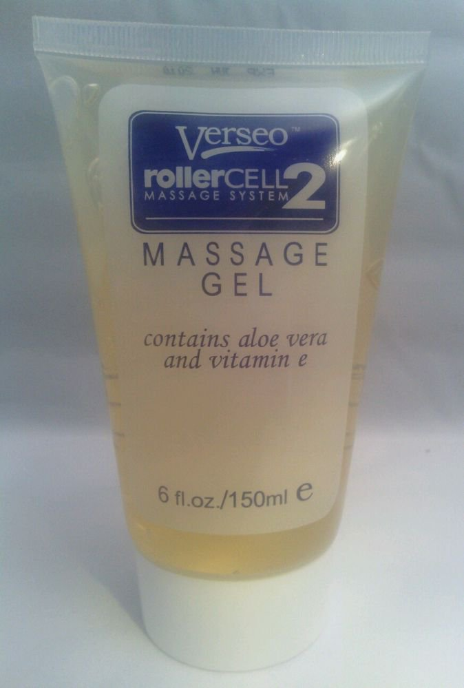 NEW**NEVER USED** VERSEO ROLLER CELL 2 MASSAGE GEL for CELLULITE**EXPIRED 06/10