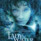 LADY in the WATER*WIDESCREEN 109 MINUTES*PG 13 FEAT..6 PT DOC GAG REEL AUDITIONS