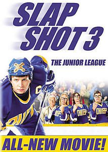 NEW**SLAP SHOT 3**THE JUNIOR LEAGUE**FEATURING~THE HANSON BROTHERS