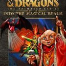 GC**Dungeons & Dragons: The Animated Series - Into the Magical Realm (DVD, 2010)