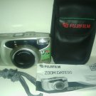 ZOOMDATE 90*FUJI 35MM FILM CAMERA*38 to 90 ZOOM  DATE*UNTESTED*AS IS*5 PC BUNDLE
