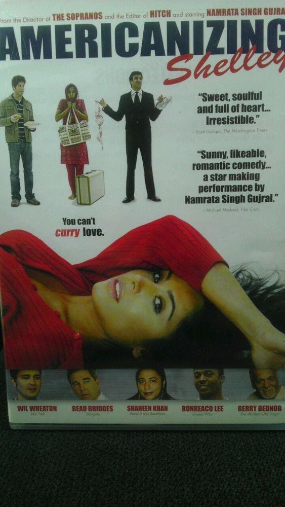 ACC**AMERICANIZING SHELLEY- Beau Bridges *WILL WHEATON *Namrata Singh Gujral