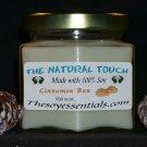 4 oz Soy Candle - Warm Cinnamon Buns