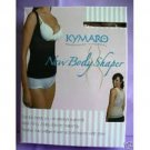Kymaro Body Shaper, Black XxLarge Shapewear Allstar Kymaro, Body Shaper, Waist Cincer (Top only)