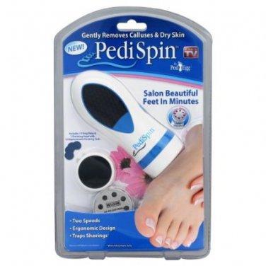PediSpin, As Seen on TV, Foot Callus Removal Kit,