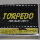 (10) BOXES TORPEDO RED CRACKER ADULT SNAPS
