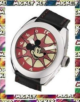 DISNEY SEIKO COMIC MICKEY MOUSE WATCH COLLECTIBLE NEW $24.95 FREE SHIP
