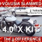 SUZUKI VOLUSIA C50 & M50 4.0 INCH EXTREME LOWERING KIT NEW FREE SHIPPING