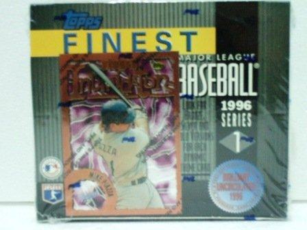 1996 Topps Finest  Baseball (Series 1 )