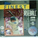 1996 Topps Finest  Baseball (Series 1 )
