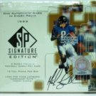1999 - Upper Deck - NFL Football - SP Signature Edition - Trading Cards
