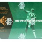 1995 - Upper Deck - SP - NFL Football - Trading Cards