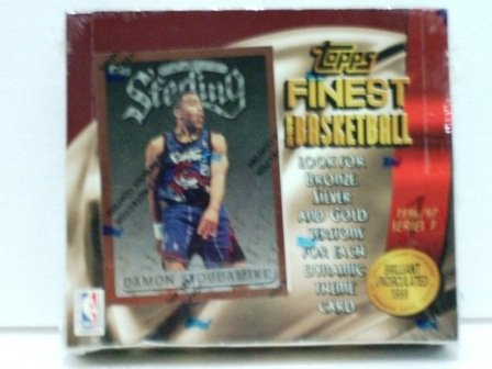 1996/97 - Topps - Finest - NBA Basketball - Series 1 - Sports Cards
