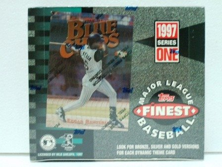 1997 Topps  Finest  Baseball  (Series 1)
