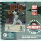 1997 Topps  Finest  Baseball  (Series 1)