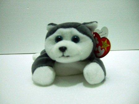 Ty - The Original - Beanie Baby - Nanook - Dog - Plush Toys