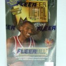 1995/96 -  Fleer - Metal - NBA Basketball - Sports Cards