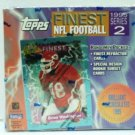 1995 - Topps - Finest - NFL Football - Trading Cards Series 2