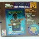 1995/96 - Topps - Finest - NBA Basketball - Series 2