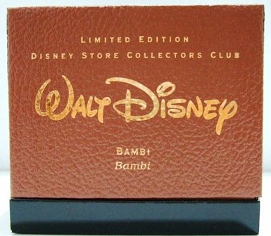 Walt Disney - Limited Edition - Bambi - Collector's Wrist Watch
