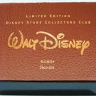 Walt Disney - Limited Edition - Bambi - Collector's Wrist Watch
