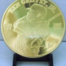 Ken Griffey Jr. - Gold Performance Mint  - One Pound Proof Coin