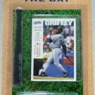 Ken Griffey Jr. - Signature Bats - Serial Numbered - Miniature Bat