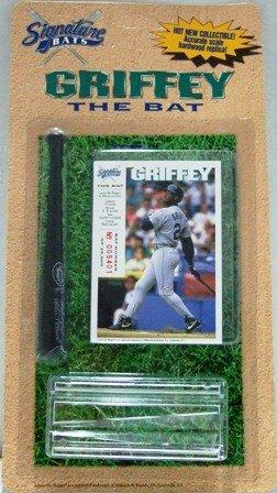 Ken Griffey Jr. - Signature Bats - Serial Numbered - Miniature Bat