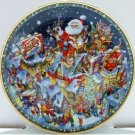 1994 - Pepsi Cola - Christmas - Collectors Plate
