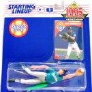 1995 - Alex Rodriguez - Starting Lineups - Extended Baseball - Mariners - Rookie Slu