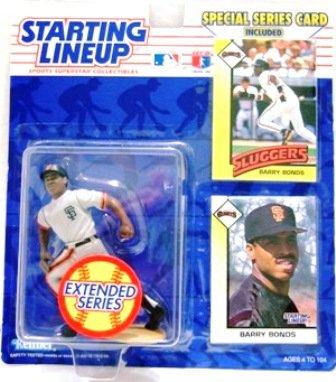 1993 - Barry Bonds - Action Figures - Starting Lineups - Baseball - Giants