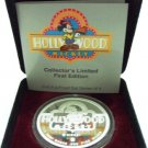 Disney's - Hollywood Mickey Mouse - Silver Coin