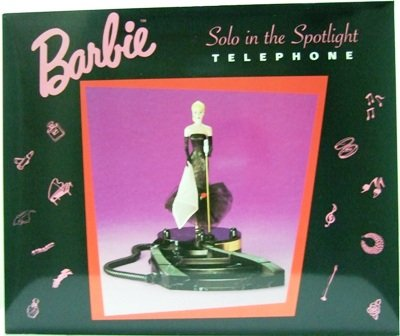 Solo In The Spotlight BarbieTelephone