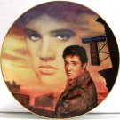 The Bradford Exchange - Elvis Presley - Heartbreak Hotel - Collector's Plate