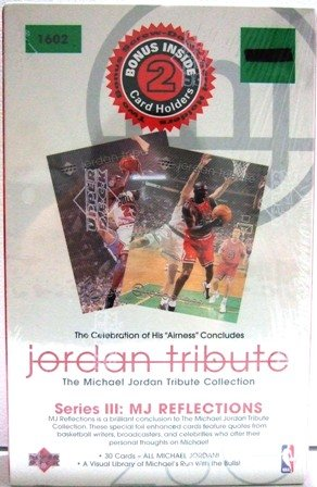 The Michael Jordan Tribute Collection (Series III )