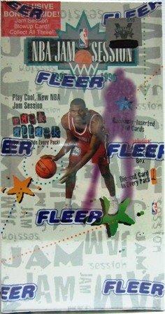 1995/96 - Fleer - NBA Jam Session Basketball - Sports Cards