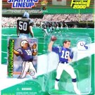 1999 - Peyton Manning - Action Figures - Starting Lineups - Football - Colts