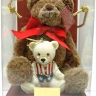 100th Year Anniversary - Lenox - Limited Edition - American Bears - Teddy Bear Set