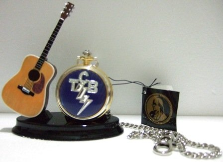 Elvis Presley - Franklin Mint - Exquisite Limited Edition - Pocket Watch
