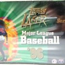 1996 - Topps - Laser - Major League Baseball Cards - Series 2