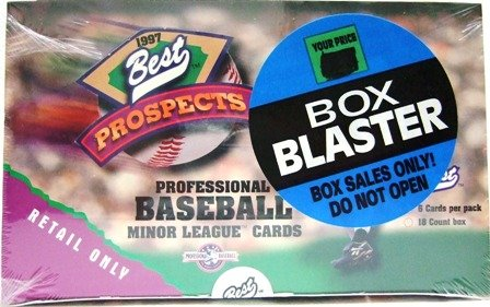 1997 -  Best - Prospect Professional Minor League - Baseball Cards
