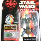 1998 - Destroyer Droid - Action Figure - Hasbro -  Star Wars -  Episode I - The Phantom Menace