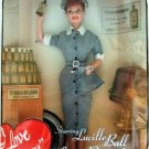 Mattel - I  Love Lucy As Lucy Ricardo - Barbie Doll