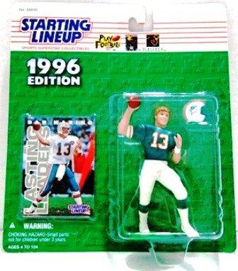 1996 - Dan Marino - Action Figures - Starting Lineups - Football - Dolphins
