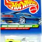 1999 - Rigor Motor - Mattel - Hot Wheels - Treasure Hunts - #4 of 12