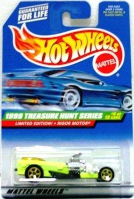 1999 - Rigor Motor - Mattel - Hot Wheels - Treasure Hunts - #4 of 12