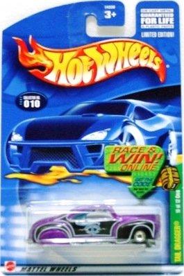 2002 - Tail Dragger - Mattel - Hot Wheels - Treasure Hunts - #10 of 12