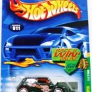 2002 - Mini Cooper - Hot Wheels - Treasure Hunts - #11 of 12